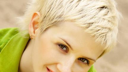 Coafuri pentru parul blond