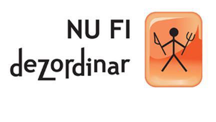 """""""NU FI dezordinar"""" campanie pentru protejarea spatiilor verzi destinate recreerii"""