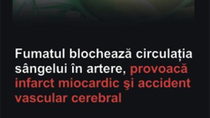 Impactul pictogramelor de pe pachetele de tigari asupra adolescentilor din Romania