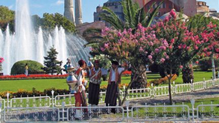 Istanbul – orasul fara anotimpuri
