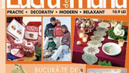 """Editia de toamna 2009 a revistei """"Lucru de mana"""""""