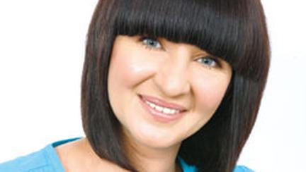 Look nou pentru Ruxandra Stanculescu