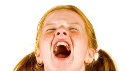 Copiii si crizele lor de nervi