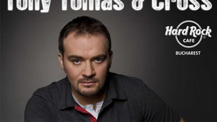 Tony Tomas lanseaza un nou videoclip