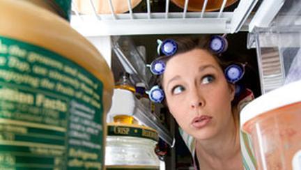 Organizarea eficienta a frigiderului