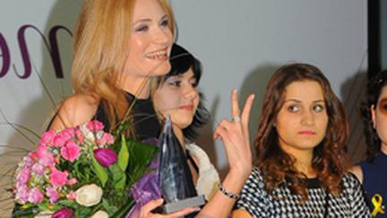 Castigatoarele premiilor Femeia Anului 2009