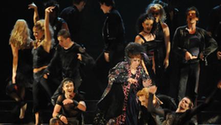 "Teatrul National de Opereta ""Ion Dacian"" prezinta ""Romeo&Julieta"""