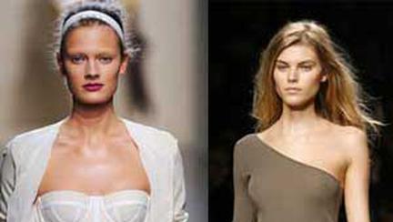 Tendinte moda primavara – vara 2010: lenjeria la vedere