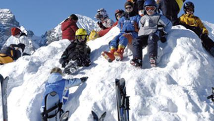 Vacanta la ski in Austria