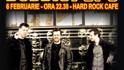 Concert Bobbie Peru la Hard Rock Cafe