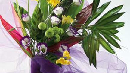 Invata sa faci aranjamente florale!