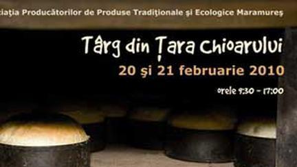 Targul de produse maramuresene din Tara Chioarului