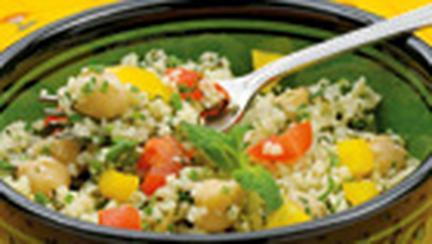 Cuscus cu legume