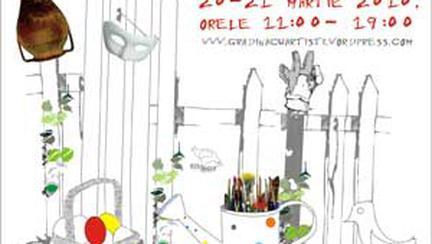 Atelier de creatie: Gradina cu artisti