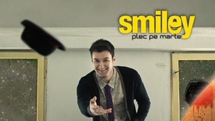 "Smiley lanseaza albumul ""Plec pe Marte"""