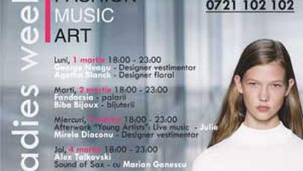 """Fashion. Music. Art"" la Cafepedia"