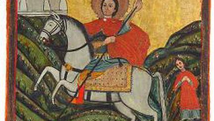 Sfantul Gheorghe – curs despre rodul campului, strigoi si focul viu