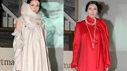 Wilhelmina Arz – Colectia toamna-iarna 2010/2011