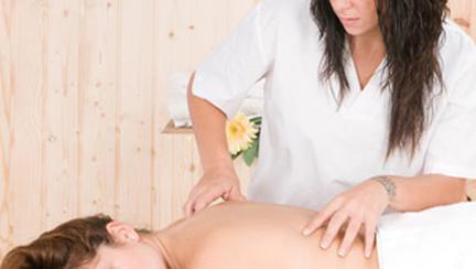 Tratament prin masajul Shiatsu
