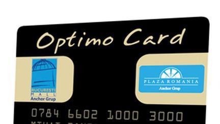Anchor Group a lansat Optimo Card