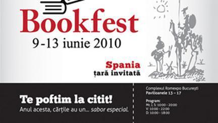 Zeci de mii de carti la Bookfest