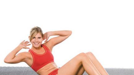 5 exerciţii fizice pentru a avea un tonus excelent