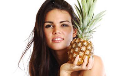 Extractul de ananas, solutia naturala impotriva celulitei