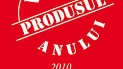 Romanii au ales Produsul Anului 2010!