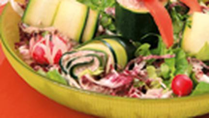 Salata de dovlecei cu cimbru