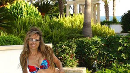 Florentina Opris, aniversare la Almyra, Paphos