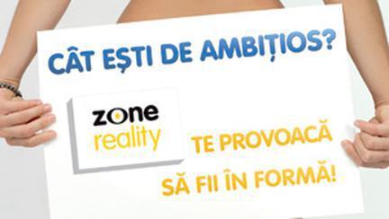 Revista Avantaje si Zone Reality iti testeaza vointa de a fi in forma!