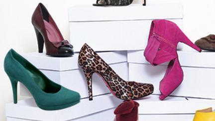 Pantofi: Ce mai e prin magazine?