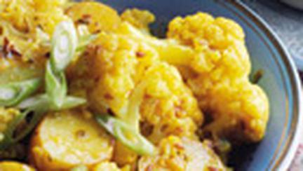 Conopida cu cartofi si mirodenii
