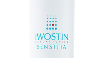 Gelul hipoalergenic Iwostin Sensitia pentru ten sensibil