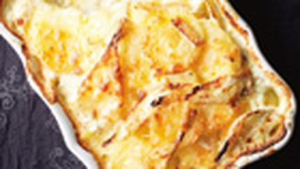 Cartofi frantuzesti cu fenicul si parmezan