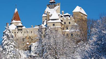 Vacanta de iarna la castel