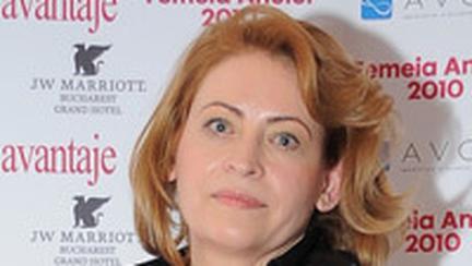 Femeia anului 2010: Cristina Nichita