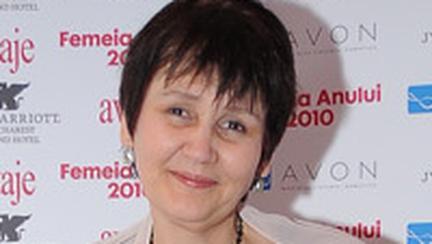 Femeia anului 2010: Eleonora Pokola