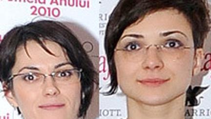 Femeia anului 2010: Teo Zabava si Ionela Tudor