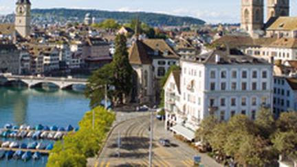 Zürich, un oras in care se mananca bine