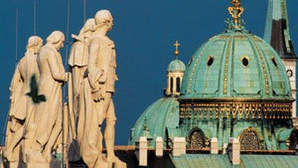 Iti poti permite un weekend in Viena!