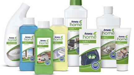 Amway aduce o gama inovatoare de produse de ingrijire a locuintei