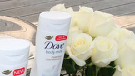 Lansarea noilor lotiuni hranitoare de la Dove
