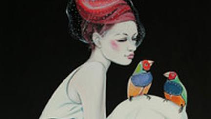 WICKED – expozitie de pictura, instalatie, sound&light design