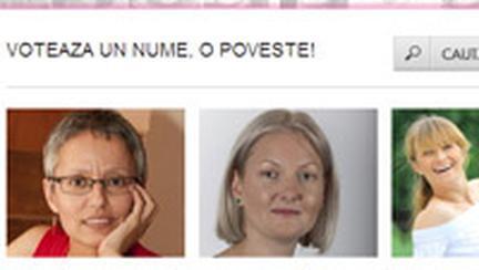 """Voteaza povestile care te inspira in campania AVON – """"125 de femei pentru schimbare""""!"""