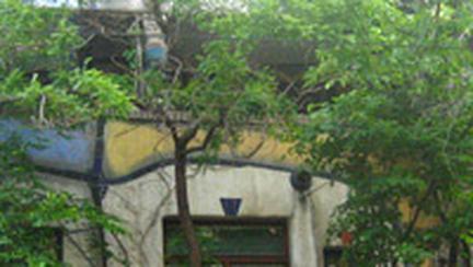 Repere in Viena: arhitectura verde a lui Hundertwasser