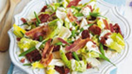 Salata cu legume si carne