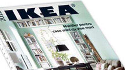 Mai mult loc pentru vise, cu catalogul IKEA 2012
