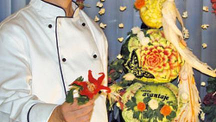 Arta sculpturii culinare