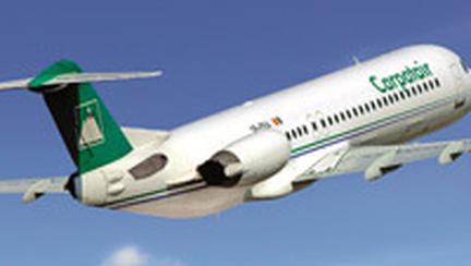 Scoala de zbor Carpatair este autorizata pentru pregatirea insotitorilor de bord